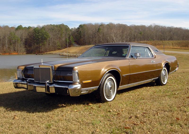 1974 Continental Mark IV Luxury Group