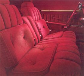 1975 Continental Mark IV - Versailles Velour - optional