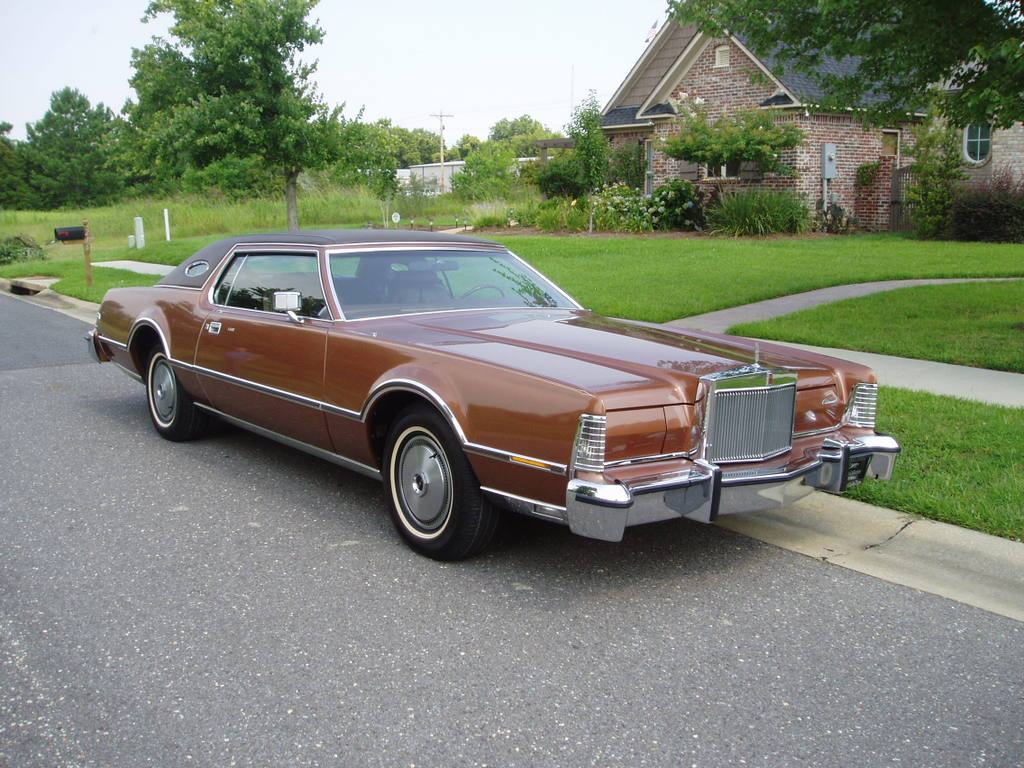 1976 Continental Mark IV