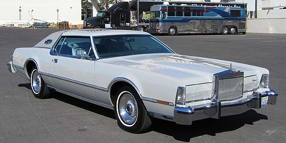 1976 Continental Mark IV Cartier