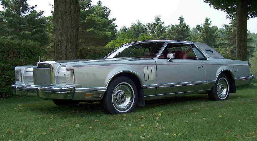 1978 Continental Mark V
