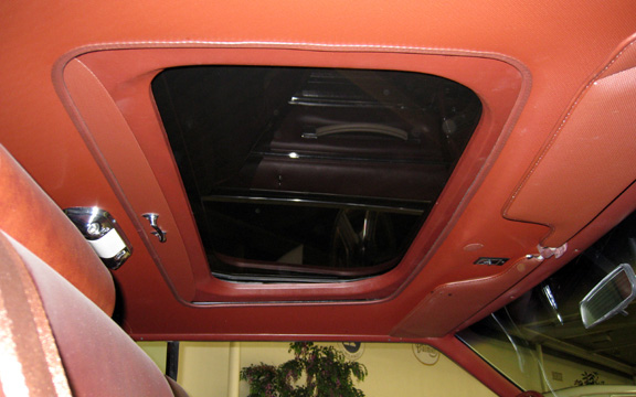 1978 Continental Mark V Bill Blass w/leather interior and moonroof