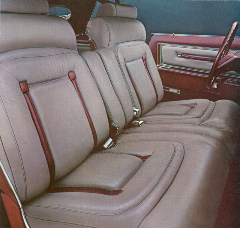1978 Continental Mark V Pucci w/dove grey leather interior