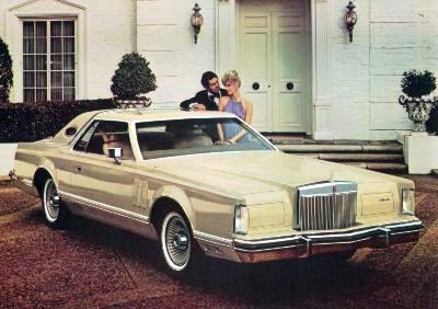 1979 Continental Mark V Cartier