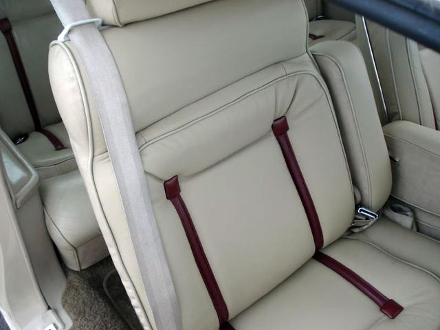 1979 Continental Mark V Cartier w/leather interior