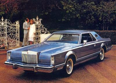 1979 Continental Mark V Givenchy