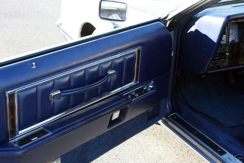 1979 Continental Mark V Givenchy door panel