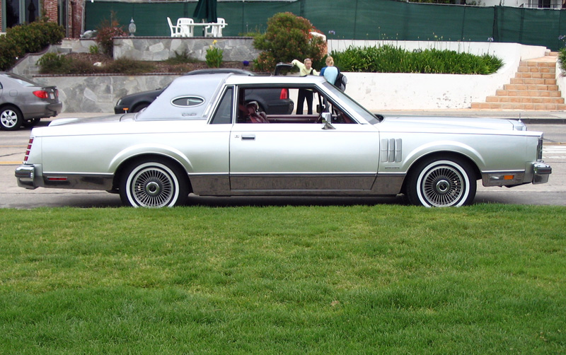 1980 Continental Mark VI Signature Series in Silver