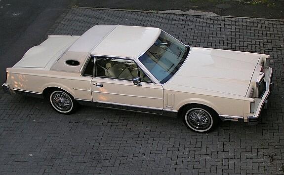 1982 Continental Mark VI Coupé
