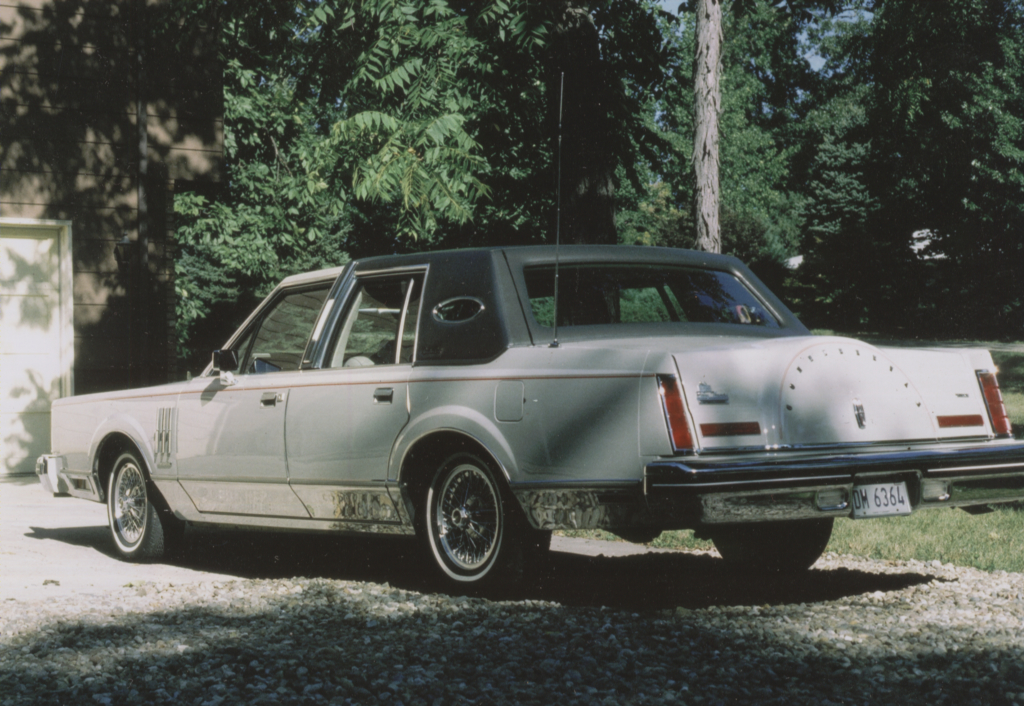 1982 Continental Mark VI Sedan