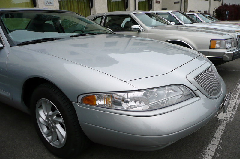 1997 Lincoln Mark VIII LSC - for sale
