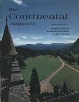 The Continental Magazine 1963 Volume 3 - Nr. 4