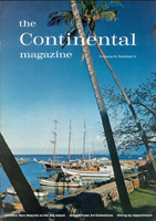 The Continental Magazine 1966 Volume 6 - Nr. 2