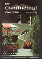 The Continental Magazine 1967 Volume 7 - Nr. 1 Spring/Summer