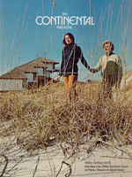 The Continental Magazine 1973 Volume 13 - Nr. 2 Spring/Summer