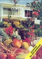 The Continental Magazine 1975 Volume 15 - Nr. 2 Fall