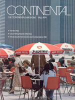 The Continental Magazine 1979 Volume 19 - Nr. 1 Fall