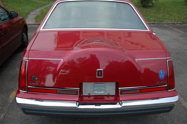 1990 Lincoln Mark VII Bill Blass