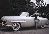 Anne Baxter's Lincoln Cosmopolitan