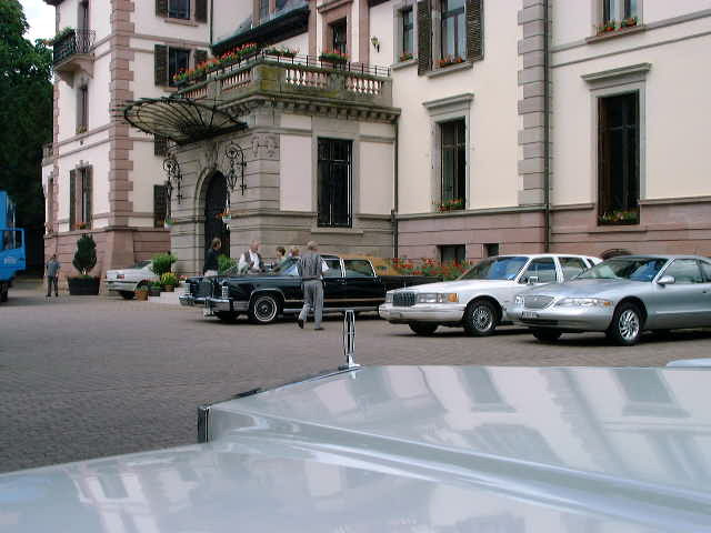 Lincoln & Continental Club Meeting 2004 - Puidoux / Switzerland