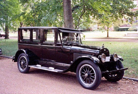 1922 Lincoln