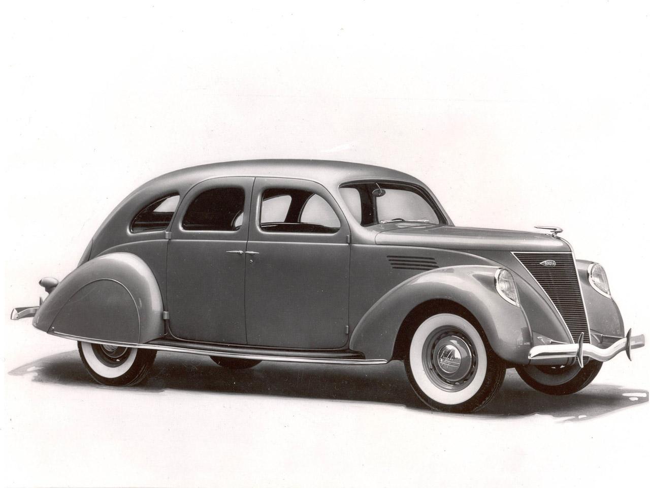 1936 Lincoln Zephyr