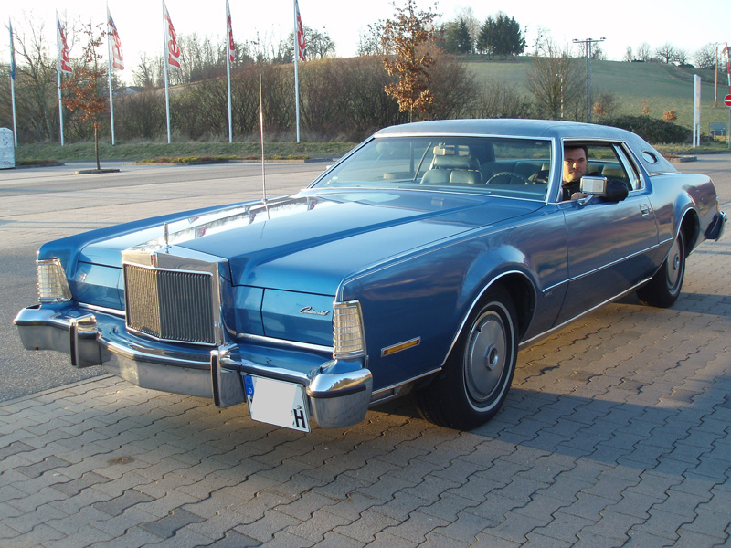 Lothar's 1973 Continental Mark IV