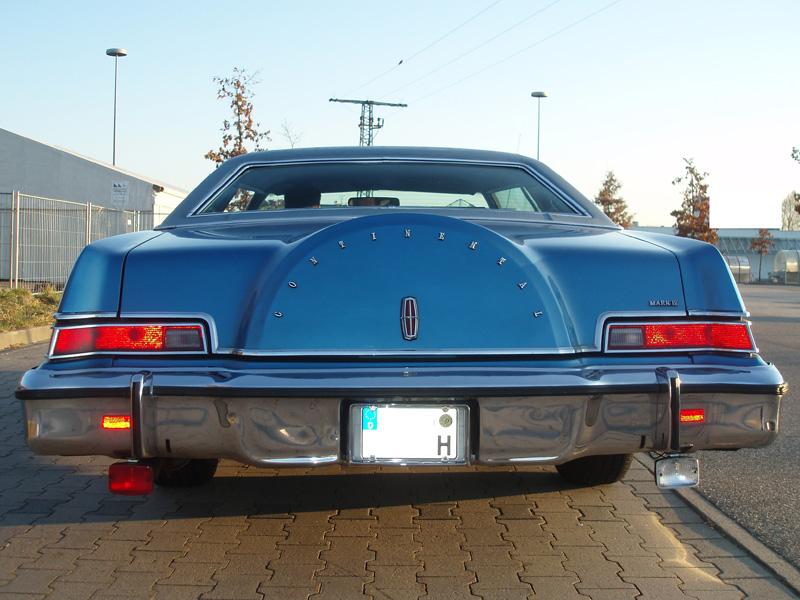 1973 Continental Mark IV