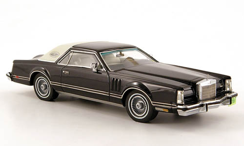 Neo / American Excellence Lincoln Continental Mark V - black/white