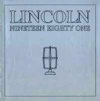 1981 Lincoln Town Car Brochure