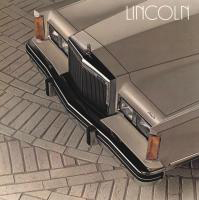 1982 Lincoln Town Car Brochure
