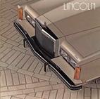 1982 Lincoln Town Car Brochure