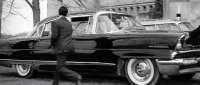 1956 Lincoln Premiere in Pleins feux sur Stanislas - 1965